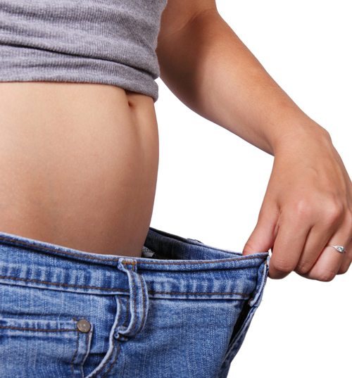 Liposuction study finds that lost fat returns