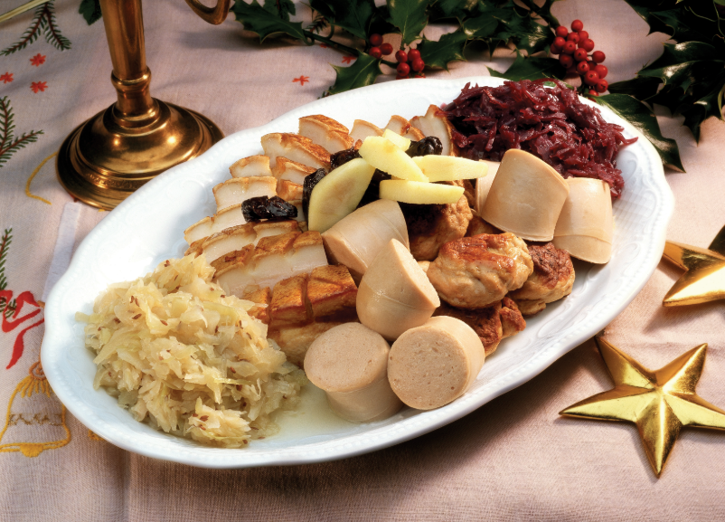 Healthier, tasty Norwegian Christmas food options.