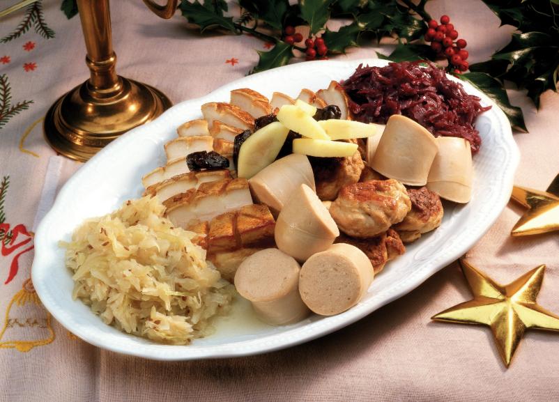 Sunnere, deilige Julemat muligheter!
